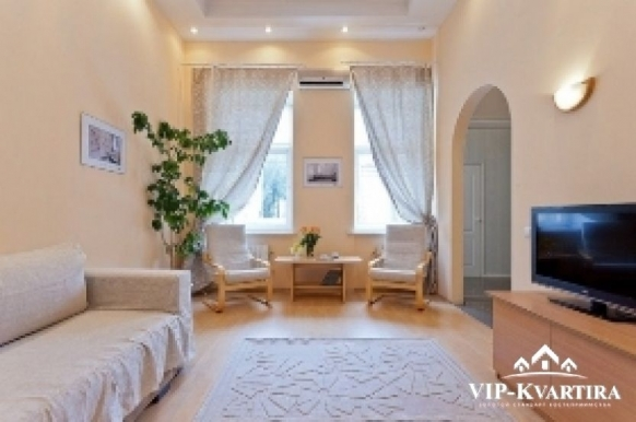 Apartment at Lenina Street 15a