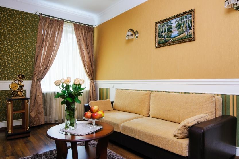 Апартаменты по улице Ленинградская, 3