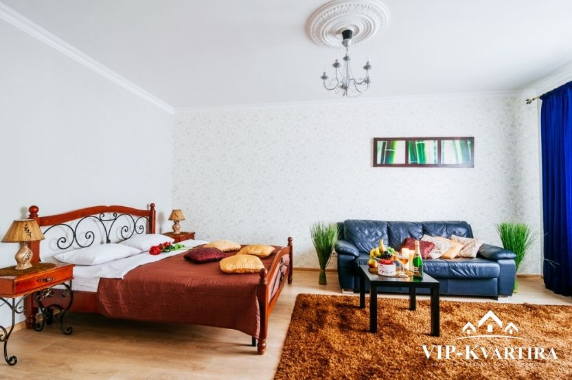Квартира на сутки Мясникова, 34 в Минске