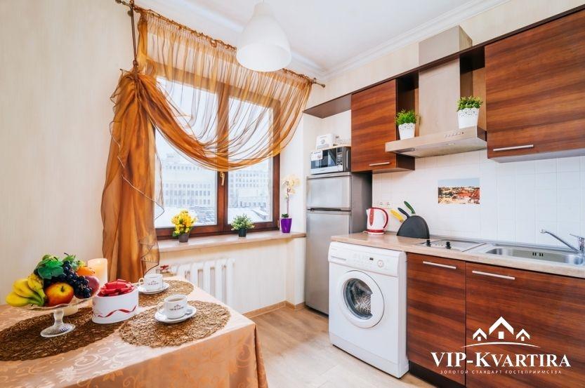 Квартира по улице Мясникова, 34 на сутки