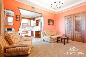 Квартира посуточно в Минске по проспекту Независимости, 29