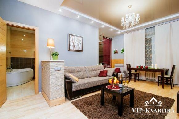 Квартира на сутки по улице Янки Купалы 23