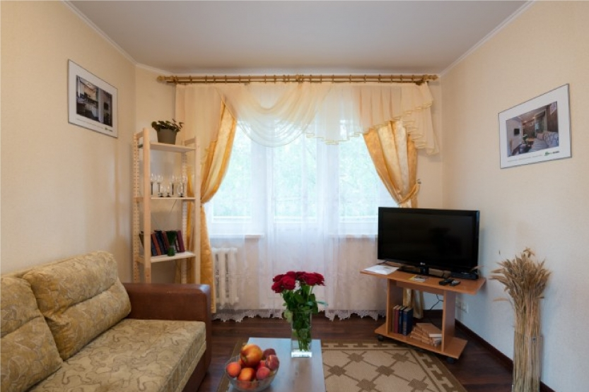 Апартаменты по улице Золотая Горка, 14