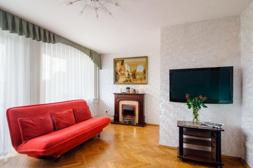 Комната на сутки Каминная, Маяковского, 8 в Минске