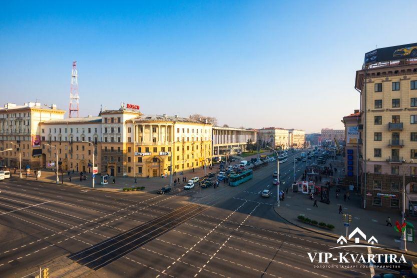 Апартаменты посуточно в Минске Независимости, 39