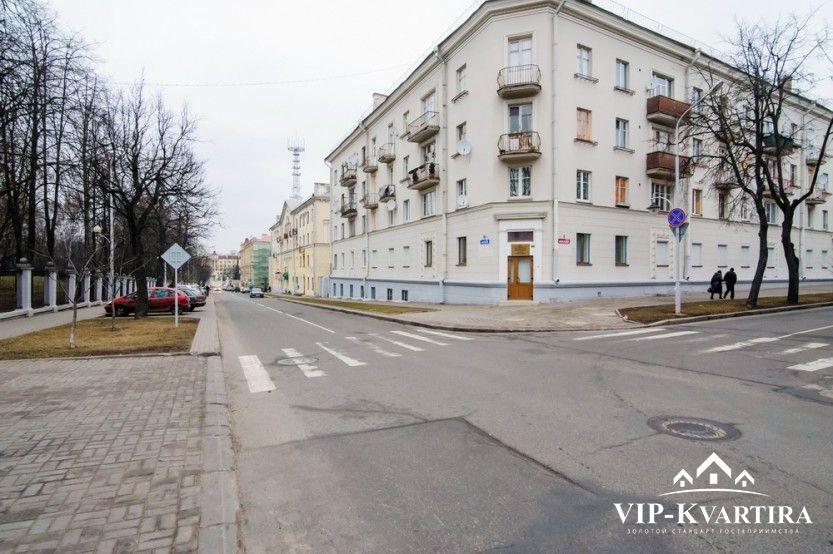 Квартира в Минске Фрунзе, 9 на сутки