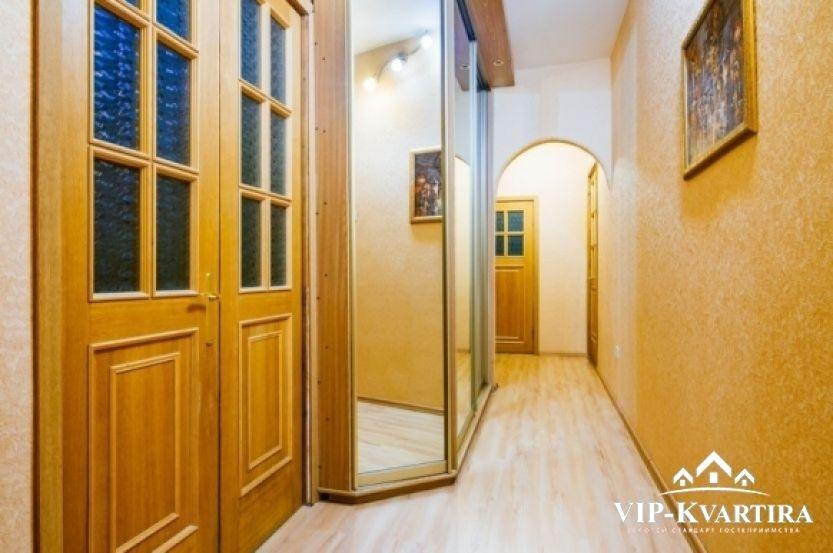 Апартаменты посуточно в Минске Козлова - спальня