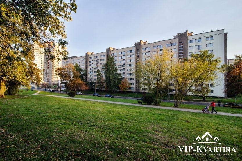 Квартира в Минске Маяковского, 8 на сутки