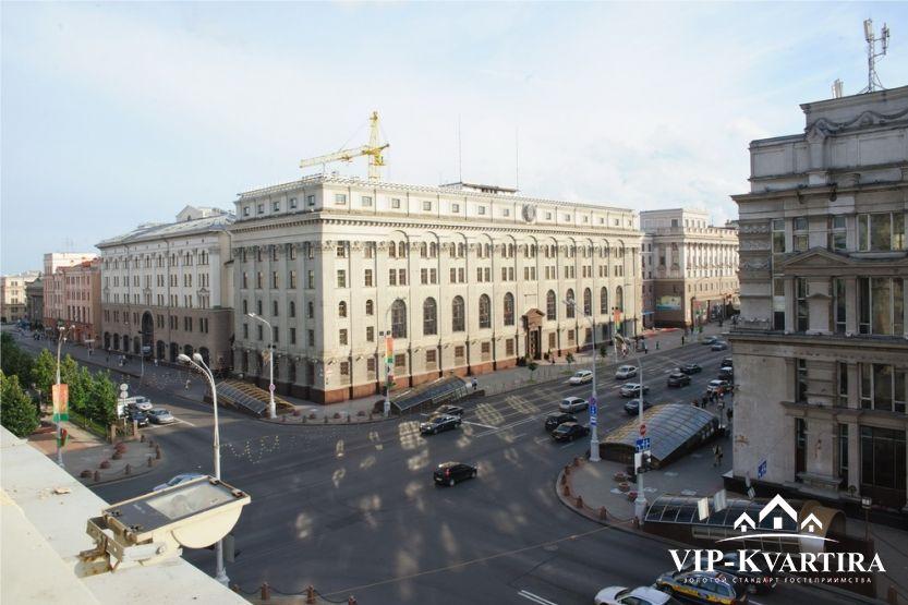 Апартаменты в Минске Независимости, 23 на сутки