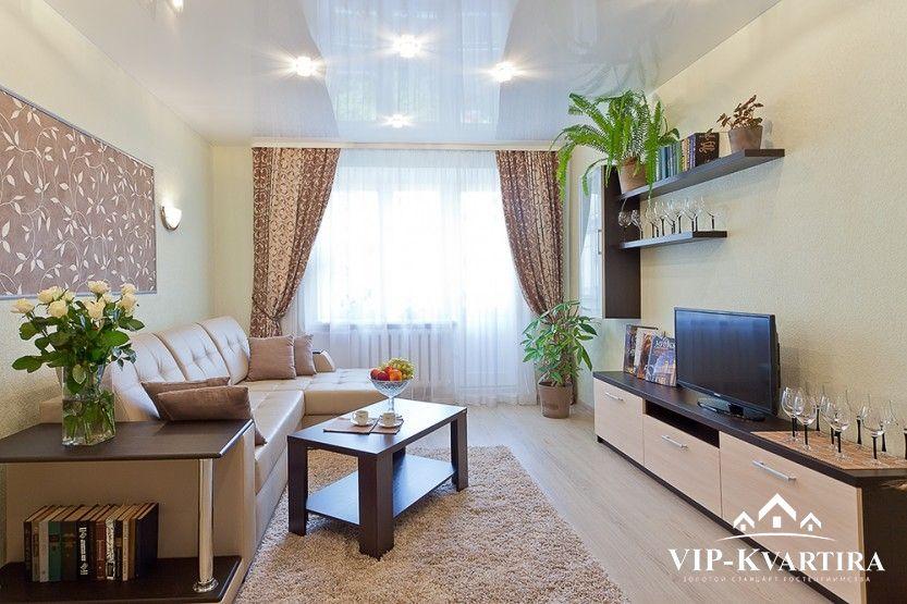 Квартира посуточно Кузьмы Чорного, 4 в Минске