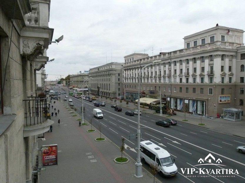 Квартира в Минске Независимости, 19 на сутки