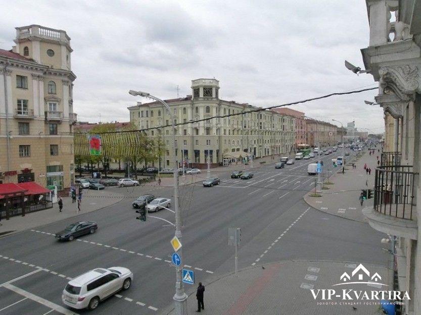 Квартира Независимости, 19 посуточно в Минске