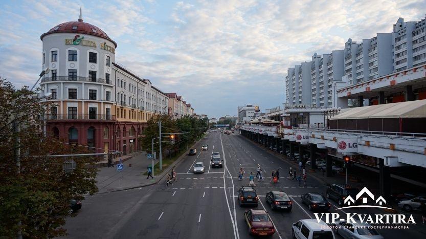 Апартаменты посуточно по улице Ленина, 11