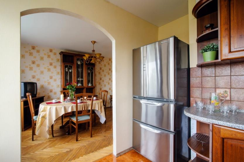 Апартаменты на сутки Каминная, Маяковского, 8 в Минске
