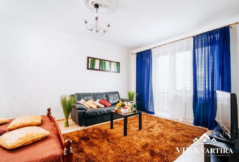 Апартаменты на сутки Мясникова, 34 в Минске