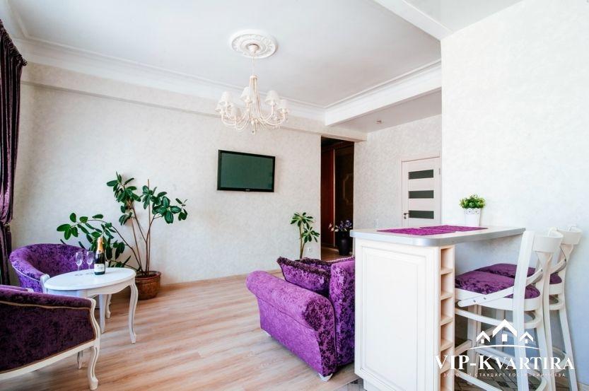 Квартира на сутки по улице Ульяновская 39