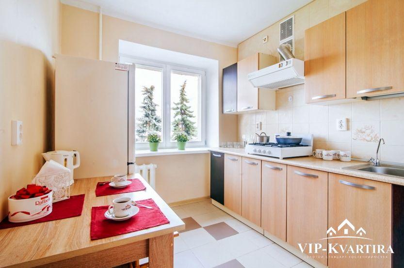Апартаменты посуточно Победителей, 3 в Минске