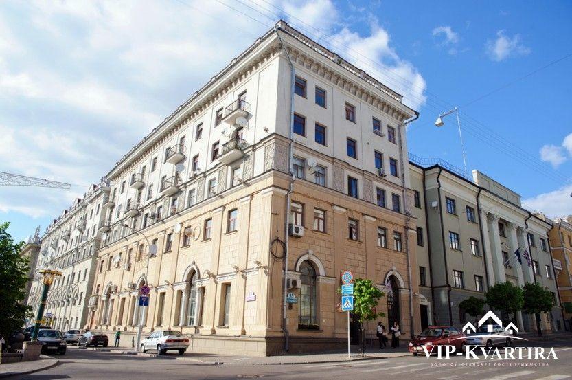 Апартаменты в Минске Ленина, 11 посуточно
