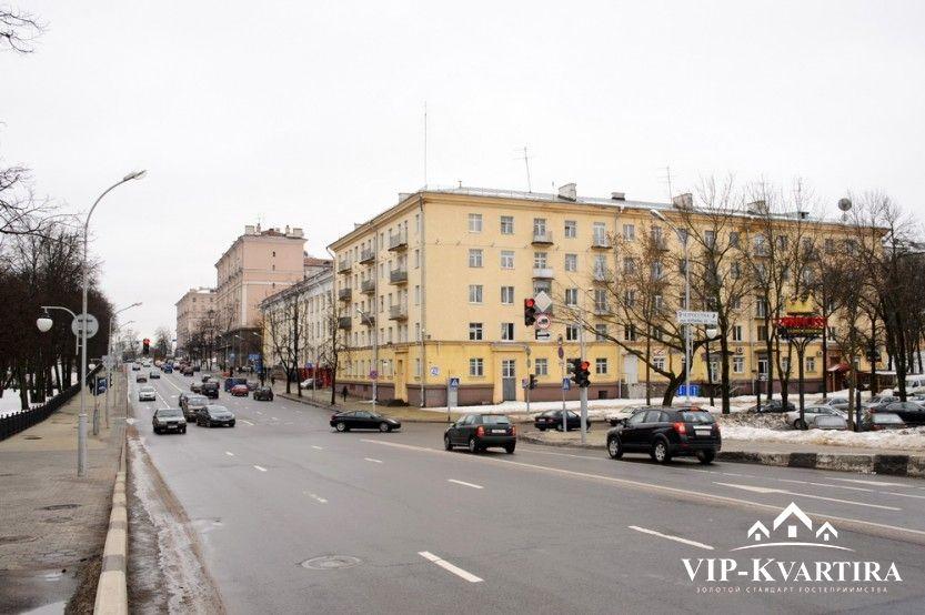 Апартаменты Янки Купалы 23 посуточно в Минске