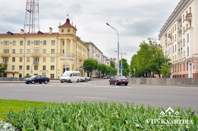 Квартира на сутки Киселёва 3