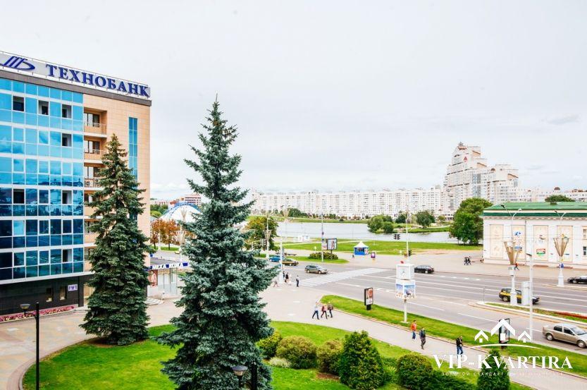 Квартира Победителей, 3 посуточно в Минске