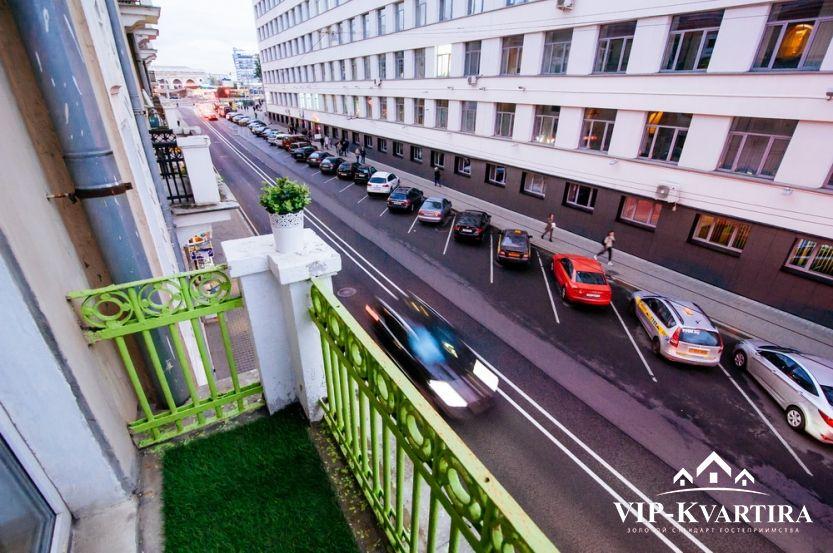 Апартаменты в Минске Ленинградская, 3 (5) на сутки