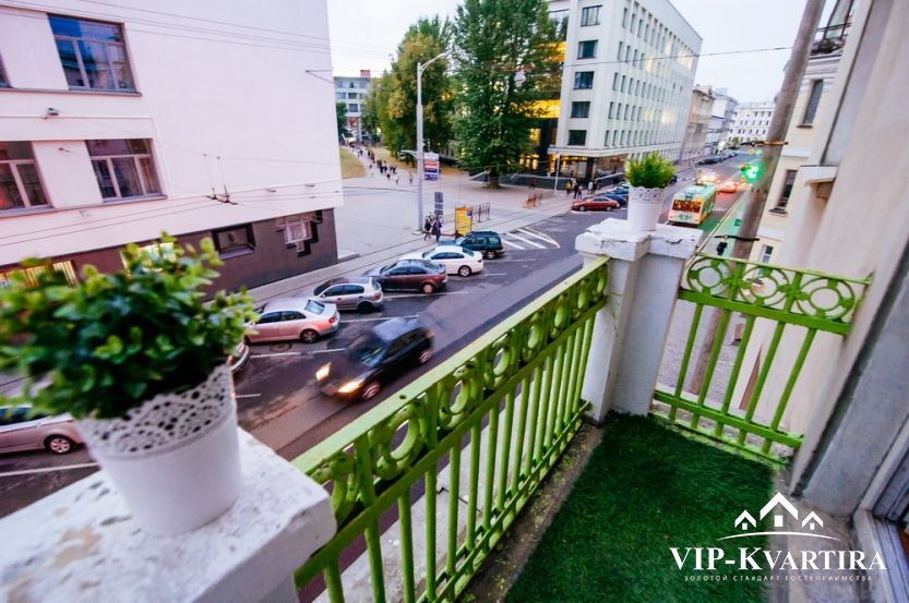 Апартаменты в Минске Ленинградская, 3 (5) посуточно