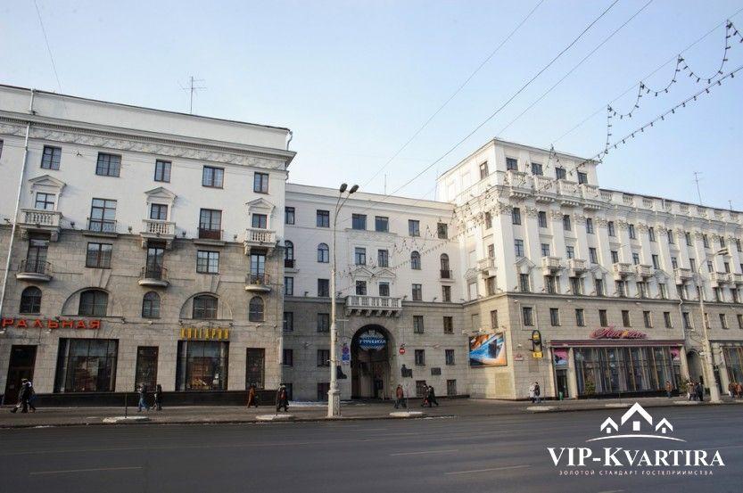 Квартира Независимости, 19 (75) посуточно в Минске