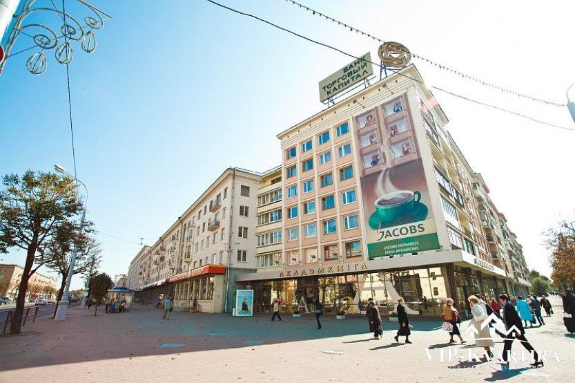 Апартаменты Независимости, 74 посуточно в Минске
