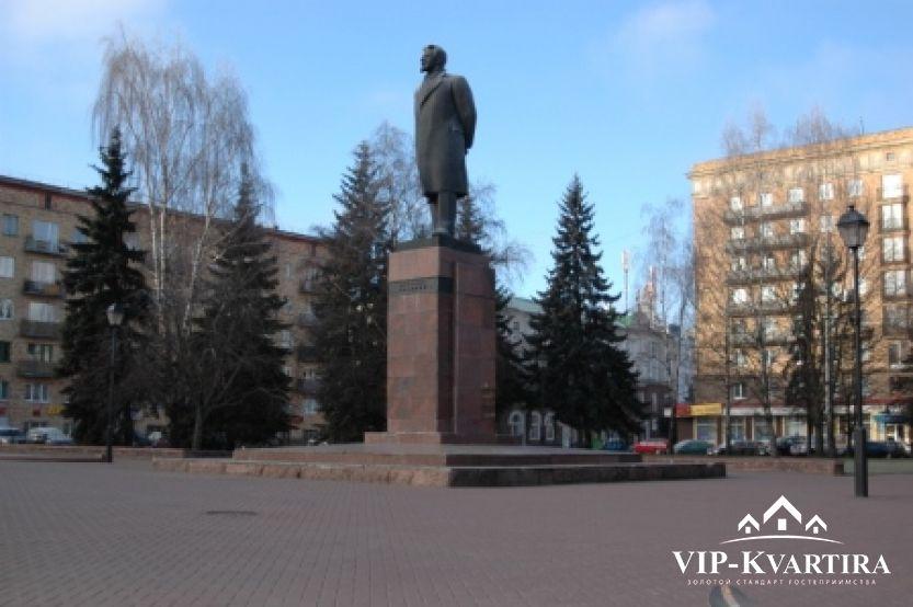 Квартира Кузьмы Чорного, 4 на сутки в Минске
