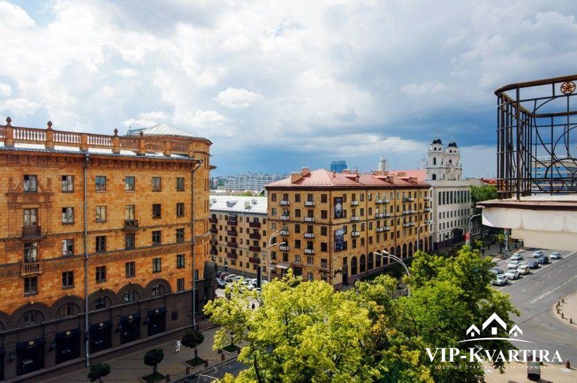 Апартаменты Ленина, 3 посуточно в Минске