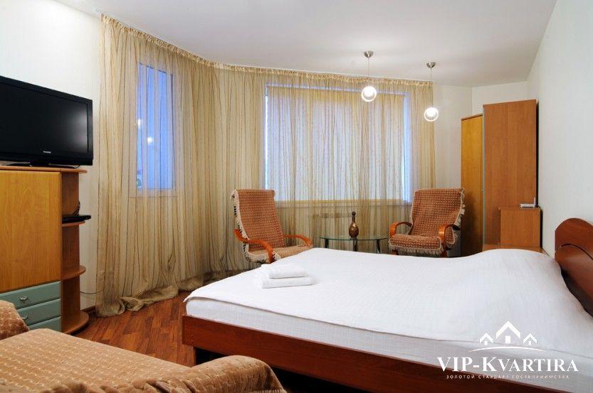 Апартаменты посуточно в Минске Сурганова 27