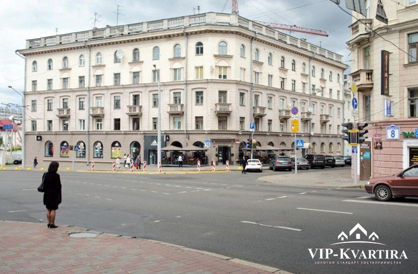 Апартаменты в Минске Городской Вал 10 посуточно