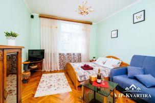 Квартира на сутки в Минске по улице Румянцева, 15