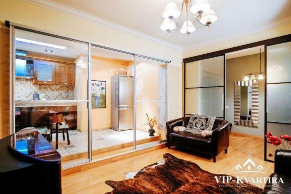 Apartments at Gorodskoy Val Street 10