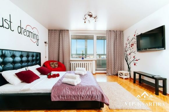 Квартира на сутки в Минске по улице  Немига, 12